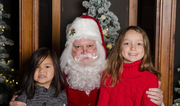 2016 Grove with Santa