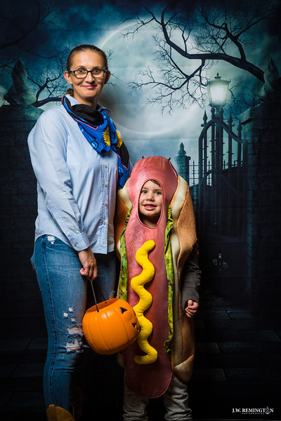 Avonlea HOA Halloween Party 2017 by J.W. Remington Photographics