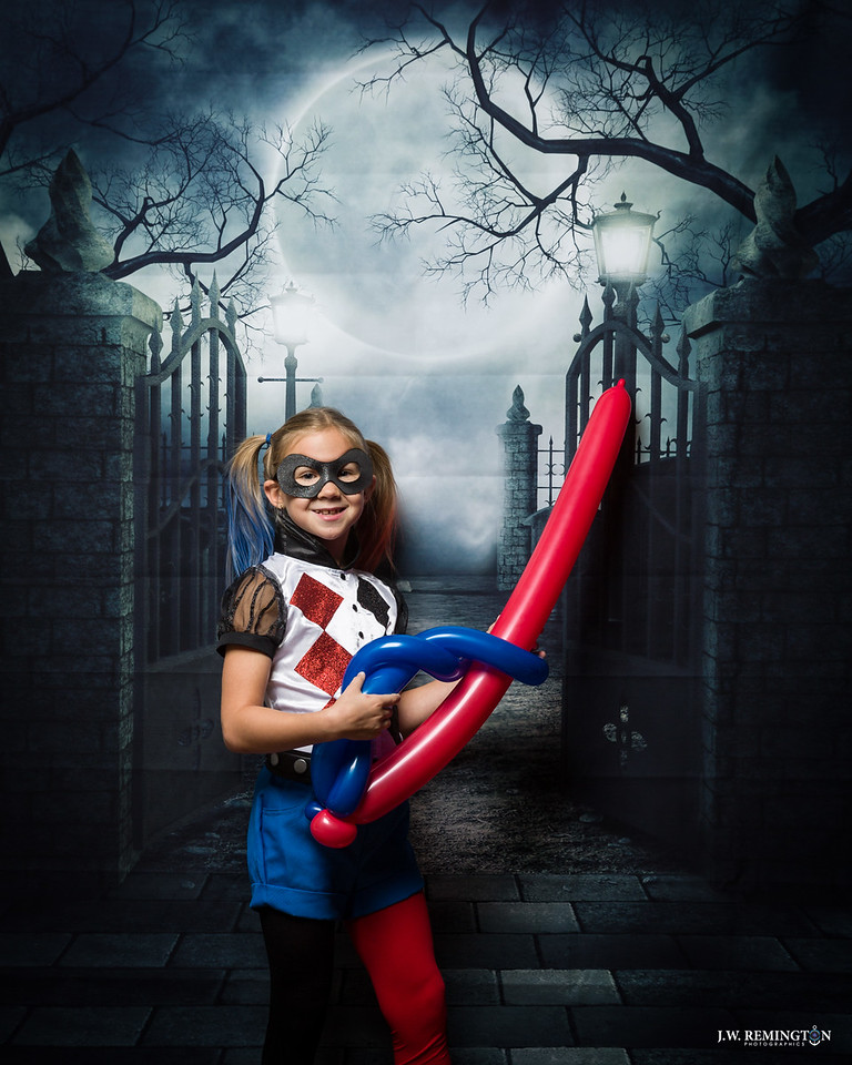 Avonlea HOA Halloween Party 2017 by J.W. Remington Photographics