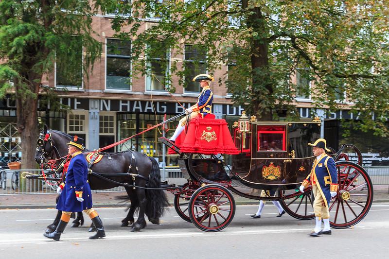 Carriage - Prinsjesdag