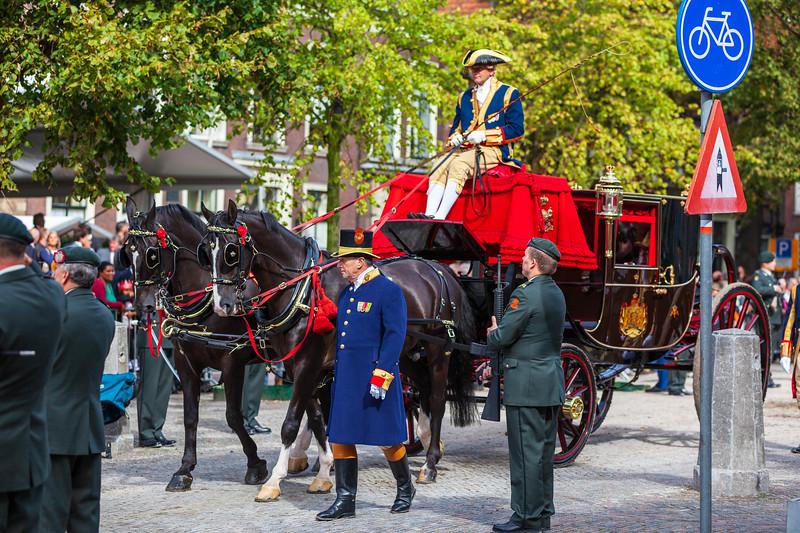 Prinsjesdag 2012 - State Procession