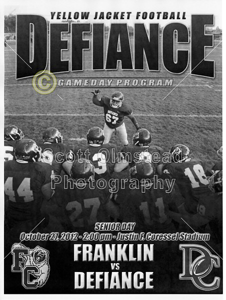 2012-10-27 Franklin at Defiance