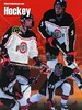 2000-10-01b OSU Hockey Media Guide AUTOGRAPHED Back