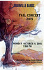 2015-10-05 Granville High School Bands Fall Concert