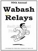 2004-03-20 Wabash Relays Track and Field