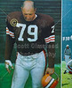 1960-09-01c Cleveland Browns Magazine Back Cover