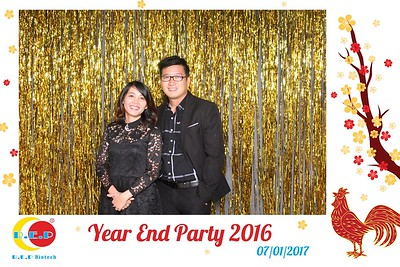 Event - REP Year End party - 07.01.2017