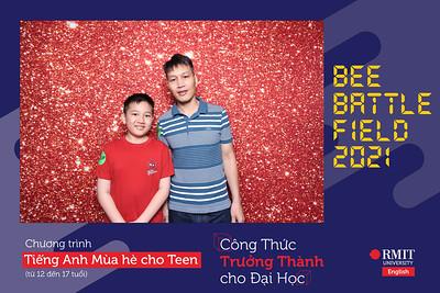 Dịch vụ in ảnh lấy liền & cho thuê photobooth tại sự kiện RMIT SEUP 2021 | Instant Print Photobooth Vietnam at RMIT SEUP 2021