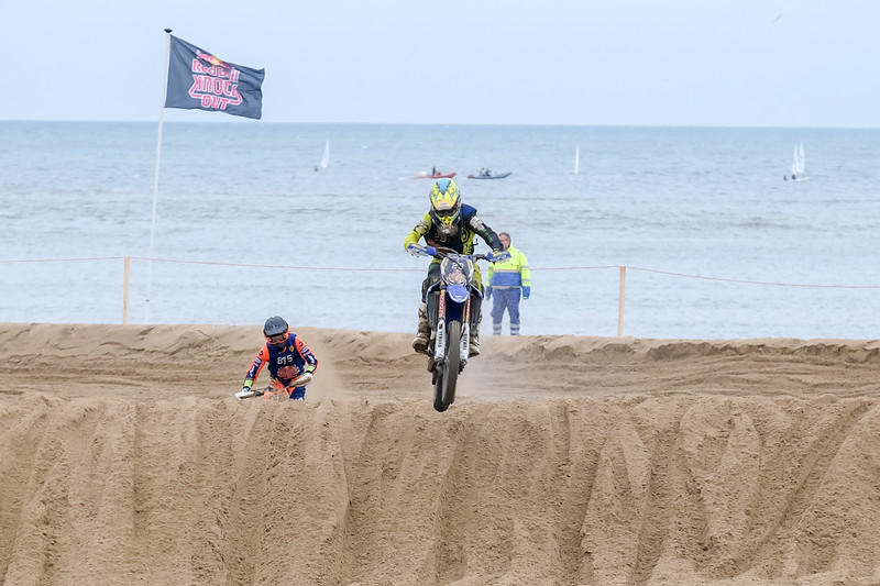 Red Bull Knock Out  2018, Scheveningen.