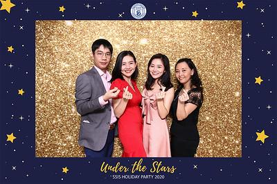 Dịch vụ in ảnh lấy liền & cho thuê photobooth tại sự kiện Tiệc Giáng sinh của trường Quốc tế Nam Sài Gòn năm 2020 | Instant Print Photobooth Vietnam at SSIS Holiday Party 2020