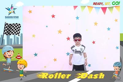 Dịch vụ in ảnh lấy liền & cho thuê photobooth tại cuộc thi đua xe Roller Dash của trường quốc tế Saigon Star | Instant Print Photobooth Vietnam at Saigon Star Roller Dash