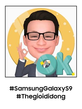 Chụp ảnh lấy liền và in hình lấy liền từ photobooth/photo booth tại sự kiện ra mắt Samsung Galaxy S9   Instant Print Photobooth/Photo Booth at Samsung Galaxy S9 Product Launch   PRINTAPHY - PHOTO BOOTH VIETNAM