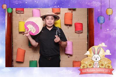 Dịch vụ in ảnh lấy liền & cho thuê photobooth tại sự kiện tiệc trung thu Scenic | Instant Print Photobooth Vietnam at Scenic Mid Autumn Festival