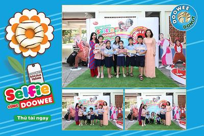 Dịch vụ in ảnh lấy liền & cho thuê photobooth tại sự kiện Chương trình Selfie cùng Doowee Donut | Instant Print Photobooth Vietnam at Selfie with Doowee Donut