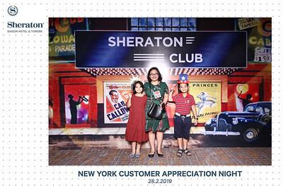 Dịch vụ in ảnh lấy liền & cho thuê photobooth tại tiệc tri ân khách hàng của khách sạn Sheraton | Instant Print Photobooth Vietnam at Sheraton New York Customer Appreciation Night