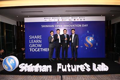 Dịch vụ in ảnh lấy liền & cho thuê photobooth tại sự kiện Open Innovation Day của ngân hàng Shinhan | Instant Print Photobooth Vietnam at Shinhan Open Innovation Day