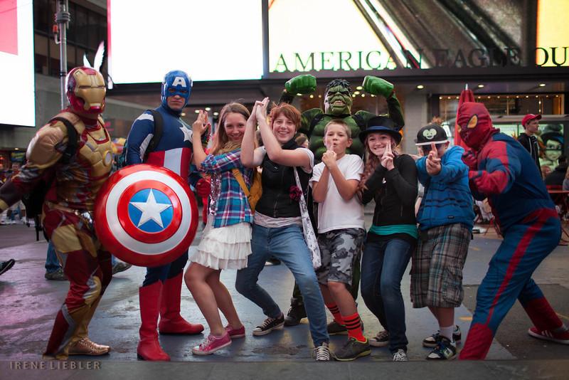 Super super heroes