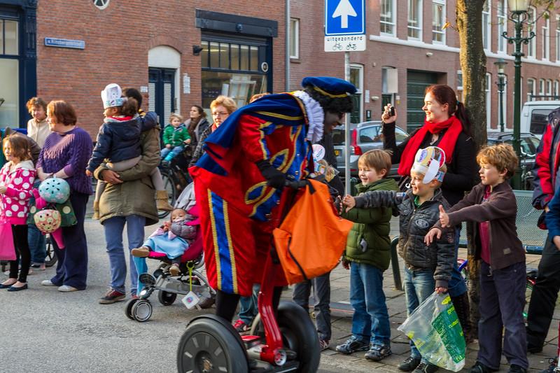 Sinterklaas Procession