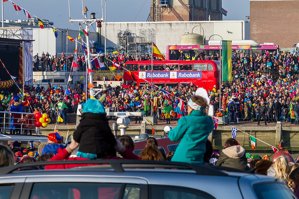 Sinterklaas Steam Boat
