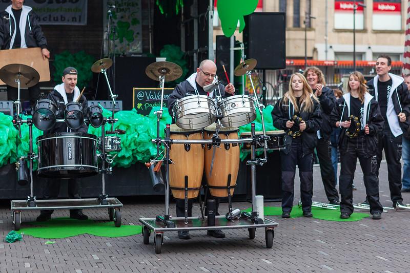 ffAnderz Band -  St. Patricks Day  2011