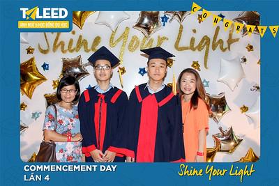 Chụp ảnh lấy liền và in hình lấy liền từ photobooth tại sự kiện lễ vinh danh các học viên của TALEED Academy 2017 | Instant Print Photobooth at TALEED Academy Commencement Day 2017 | PRINTAPHY - PHOTO BOOTH VIETNAM