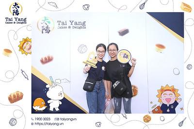 Dịch vụ in ảnh lấy liền & cho thuê photobooth tại Giới thiệu Tai Yang Castella tại Fun Run 2020   Instant Print Photobooth Vietnam at Tai Yang Castella at Fun Run 2020