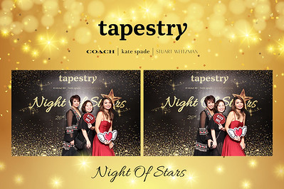 Chụp ảnh lấy liền và in hình lấy liền từ photobooth/photo booth tại tiệc cuối năm của công ty Tapestry | Instant Print Photobooth/Photo Booth at Tapestry's Year End Party 2017 | PRINTAPHY - PHOTO BOOTH VIETNAM
