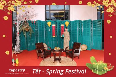 Dịch vụ in ảnh lấy liền & cho thuê photobooth tại sự kiện Tiệc tất niên Công ty Tapestry | Instant Print Photobooth Vietnam at Tapestry Year End Party