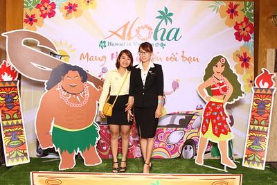 Chụp ảnh lấy liền và in hình lấy liền từ photobooth tại sự kiện Tập đoàn Thắng Lợi | PRINTAPHY - PHOTO BOOTH VIETNAM