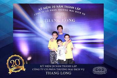 Chụp ảnh lấy liền và in hình lấy liền từ photobooth tại sự kiện kỷ niệm 20 năm thành lập công ty Thang Long | Instant Print Photobooth at 20th Anniversary of Thang Long Company 2017 | PRINTAPHY - PHOTO BOOTH VIETNAM