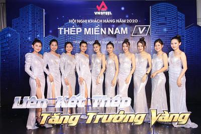 Dịch vụ in ảnh lấy liền & cho thuê photobooth tại sự kiện Hội nghị khách hàng công ty Thép Miền Nam   Instant Print Photobooth Vietnam at VNSteel's Appreciation Party