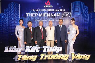 Dịch vụ in ảnh lấy liền & cho thuê photobooth tại sự kiện Hội nghị khách hàng công ty Thép Miền Nam | Instant Print Photobooth Vietnam at VNSteel's Appreciation Party