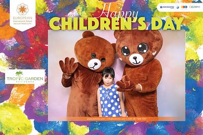 Dịch vụ in ảnh lấy liền & cho thuê photobooth tại sự kiện tiệc quốc tế thiếu nhi của trường EIS tại Tropic Garden | Instant Print Photobooth Vietnam at Tropic Garden Children's Day