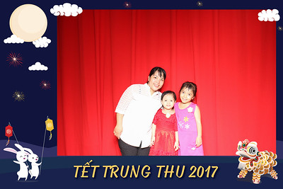Chụp ảnh lấy liền và in hình lấy liền từ photobooth tại tiệc trung thu  2017 | Instant Print Photobooth at Mid Autumn Party 2017 | PRINTAPHY - PHOTO BOOTH VIETNAM