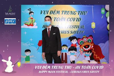 Dịch vụ in ảnh lấy liền & cho thuê photobooth tại sự kiện Tết Trung thu của Chung cư The Ascent | Instant Print Photobooth Vietnam at Mid Autumn Festival at The Ascent