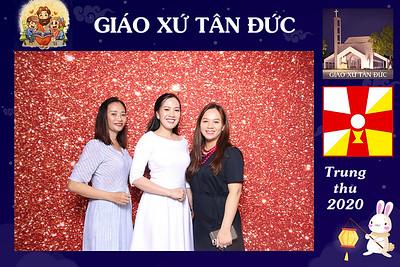 Dịch vụ in ảnh lấy liền & cho thuê photobooth tại sự kiện Tết Trung thu của Giáo xứ Tân Đức | Instant Print Photobooth Vietnam at Mid Autumn Festival at Tan Duc Parish