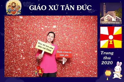 Dịch vụ in ảnh lấy liền & cho thuê photobooth tại sự kiện Tết Trung thu của Giáo xứ Tân Đức   Instant Print Photobooth Vietnam at Mid Autumn Festival at Tan Duc Parish