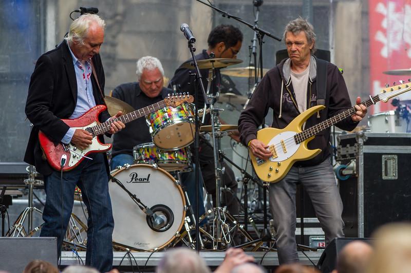 Uit Festival - Eef Albers, Rinus Gerritsen & Cesar Zuiderwijk