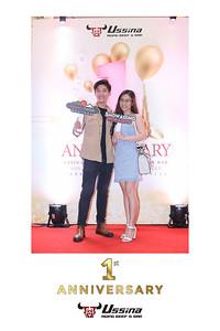 Dịch vụ in ảnh lấy liền & cho thuê photobooth tại sự kiện Kỷ niệm 1 năm thành lập nhà hàng Ussina   Instant Print Photobooth Vietnam at Ussina's 1st Anniversary