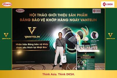 Dịch vụ in ảnh lấy liền & cho thuê photobooth tại hội thảo ra mắt sản phẩm Vantelin | Instant Print Photobooth Vietnam at Vantelin Conference Product Launch
