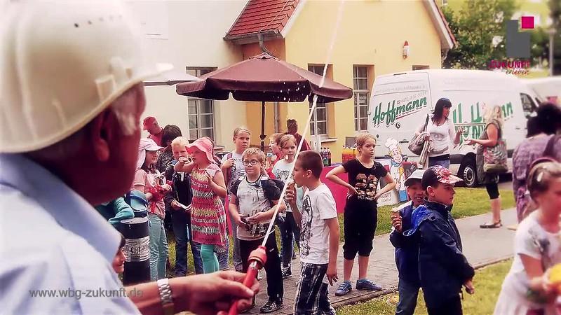 WBG Zukunft eG - Kinderfest 2017 - Wohnungsbaugenossenschaft Zukunft eG - Karrideo Image- und Eventfilmproduktion
