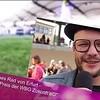 Radrennen bzw. Steherrennen Goldenes Rad 2017 mit Marcel Barth und der WBG Zukunft eG - Karrideo Imagefilm