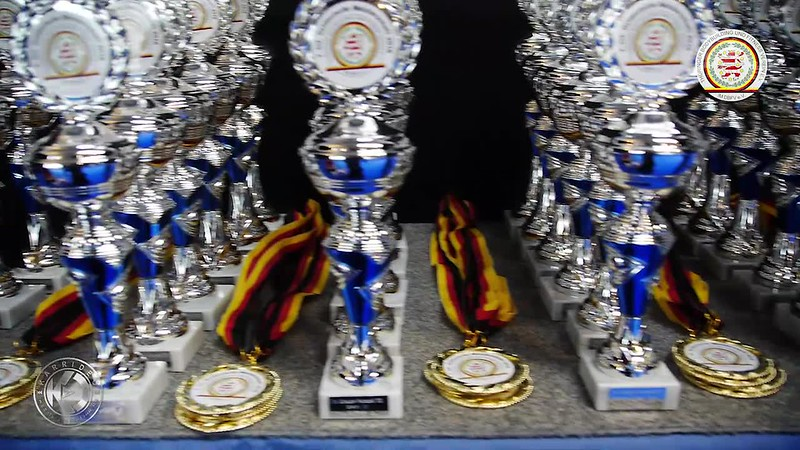 Internationale Ostdeutsche Meisterschaft im Bodybuilding und Fitness - Karrideo Imagefilmproduktion - IFBB - TBFV - Fitnessoase Kromsdorf