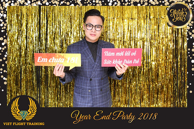 Dịch vụ in ảnh lấy liền & cho thuê photobooth tại sự kiện Year End Party (YEP) của trường Viet Flight Training | Instant Print Photobooth Vietnam at Viet Flight Training YEP