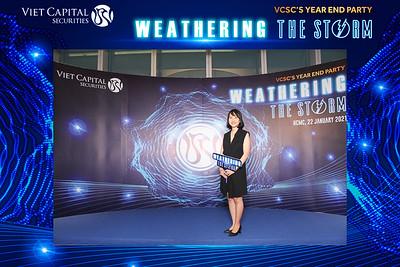 Dịch vụ in ảnh lấy liền & cho thuê photobooth tại sự kiện Tiệc tất niên Công ty Vietcapital | Instant Print Photobooth Vietnam at Vietcapital Year End Party