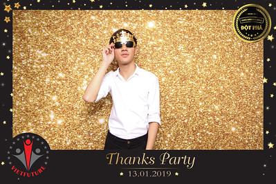 Dịch vụ in ảnh lấy liền & cho thuê photobooth tại sự kiện tiệc tri ân khách hàng của Vietfuture | Instant Print Photobooth Vietnam at Vietfuture Thanks Party