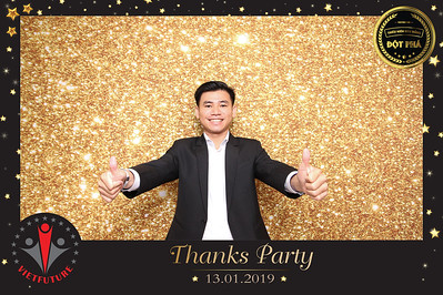 Dịch vụ in ảnh lấy liền & cho thuê photobooth tại sự kiện tiệc tri ân khách hàng của Vietfuture | Instant Print Photobooth Vietnam at Vietfuture Thanks Party
