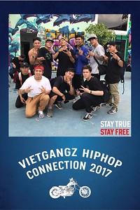 Chụp ảnh  lấy liền và in hình lấy liền từ photobooth tại sự kiện Vietgangz | PRINTAPHY - PHOTO BOOTH VIETNAM
