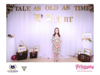 Dịch vụ in ảnh lấy liền & cho thuê photobooth tại sự kiện tiệc tiệc Prom của trường Vinschool  | Instant Print Photobooth Vietnam at Vinschool Prom