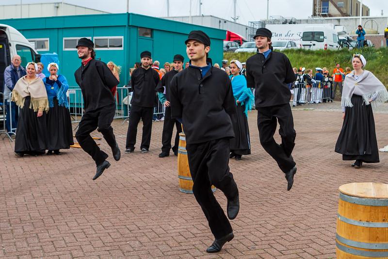 Dance Group Hayde - Vlaggetjesdag.  Scheveningen Harbour. 09 June 2012.